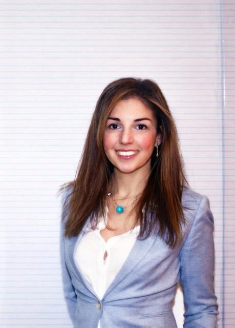 Ioanna Fragkandrea-Nixon